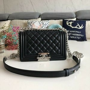 Chanel Le boy bags